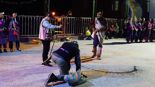 泰雅族傳統舞蹈