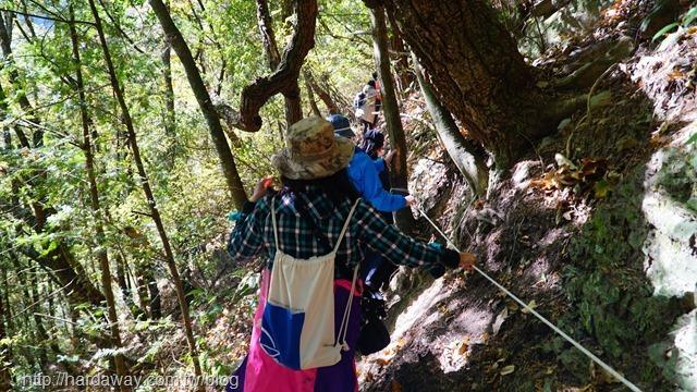 環山部落獵人步道探索