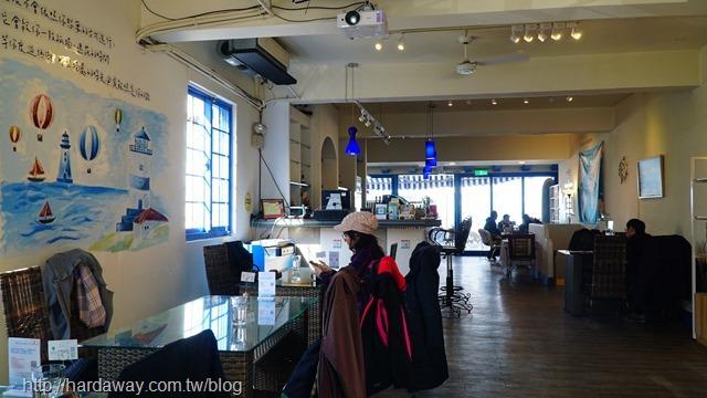 夢想地圖CAFE海景會館