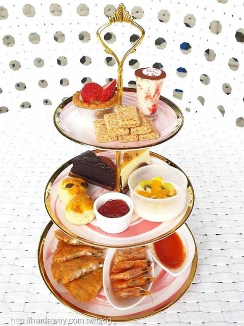 英式三層下午茶