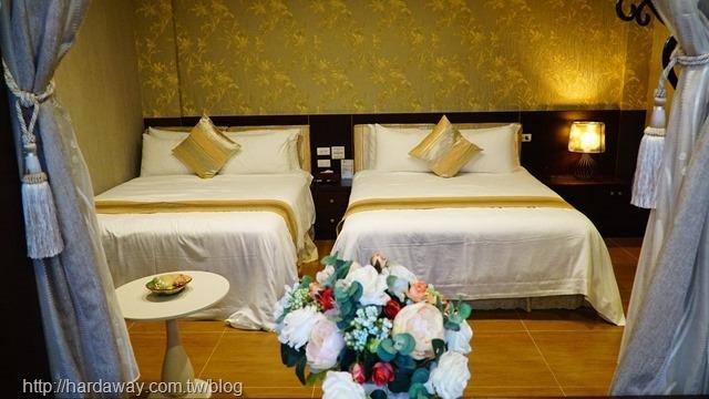 日式東洋VIP四人房