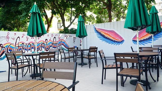 林口美美咖啡館