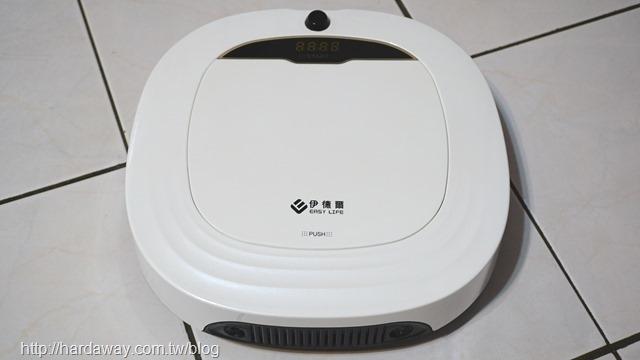 伊德爾智能型掃地機器人EL19007