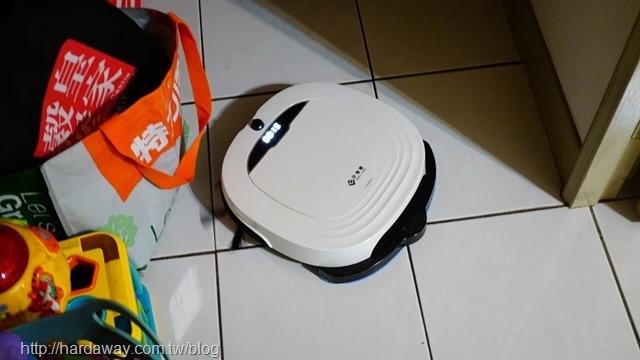 伊德爾智能型掃地機器人