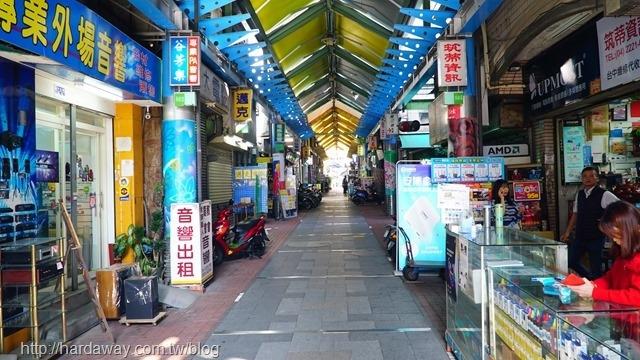 台中電子街