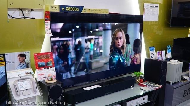 台中Sony產品專賣店