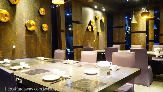 彩蝶宴用餐區