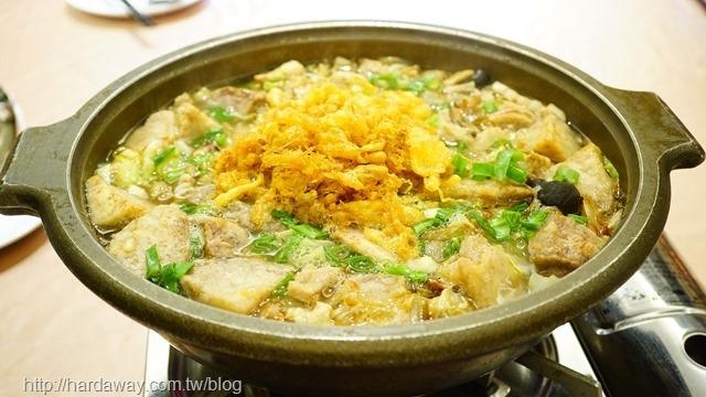 芋頭米粉煲