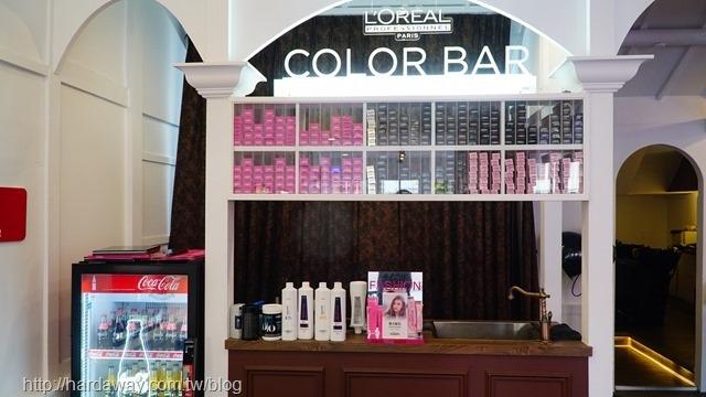 巴黎萊雅美髮產品