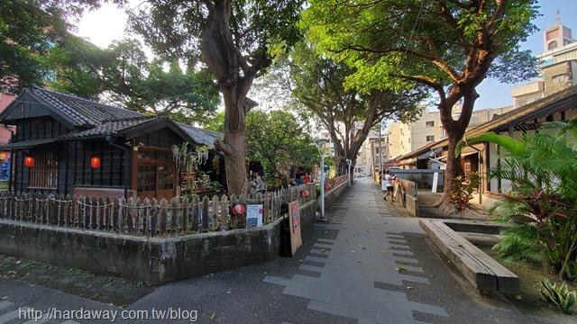 斗六雲中街生活聚落