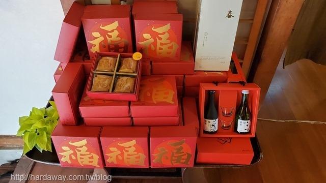 誠品春節禮盒