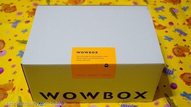 WOWBOX零食箱