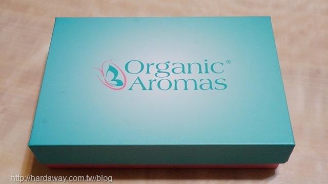 OrganicAromas發現有機香氛精油組合