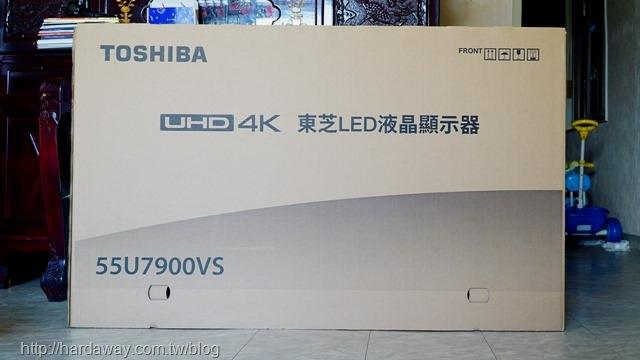 日本東芝U79系列液晶4K安卓電視
