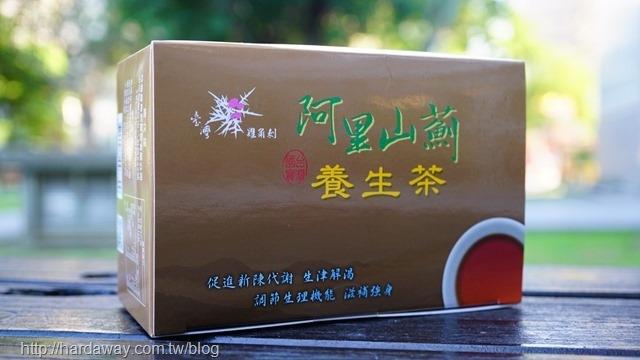 阿里山薊養生茶