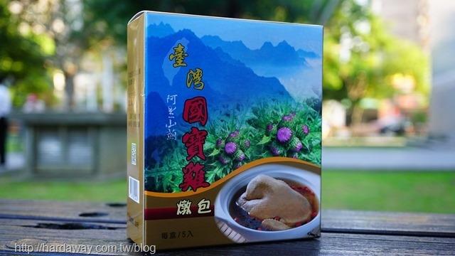 阿里山薊養生藥膳料理包