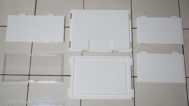 防御工事展示盒