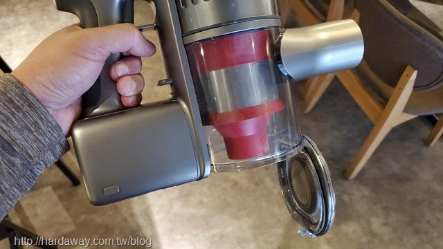 石頭科技Roborock H6無線手持吸塵器