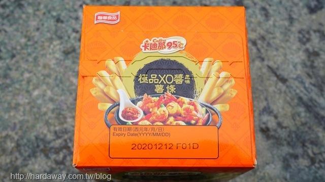 北海道風味薯條