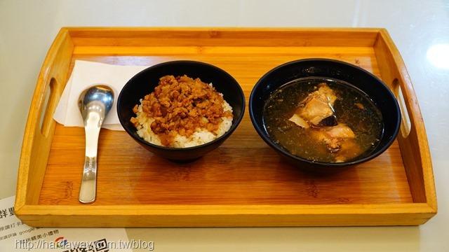 群豐養生會館新竹店餐點