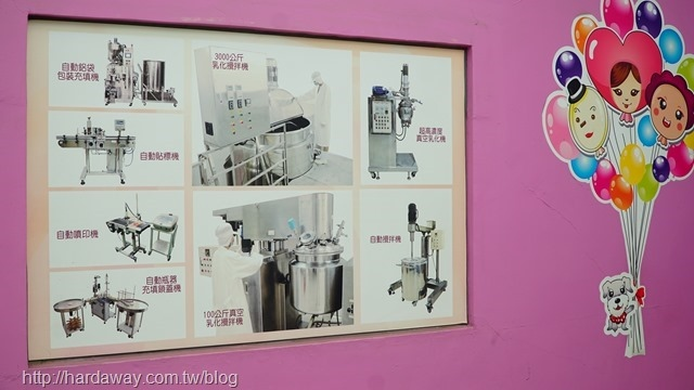 卡普秀時空膠囊面膜觀光工廠