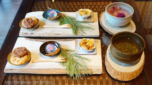 四方青松茶屋慢午茶