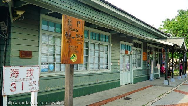 阿里山森林鐵路北門站