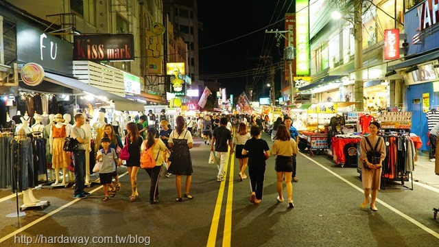 嘉義市文化夜市