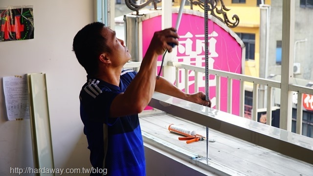 華豐靜音窗施工