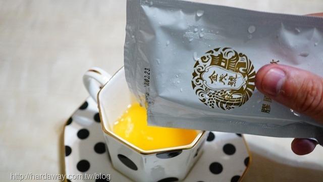 鮮桔檸檬口味金茂號膠原蛋白飲