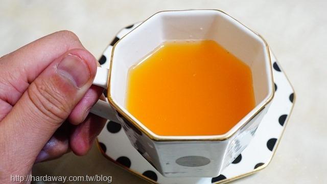 金茂號膠原蛋白飲鮮桔檸檬口味味道