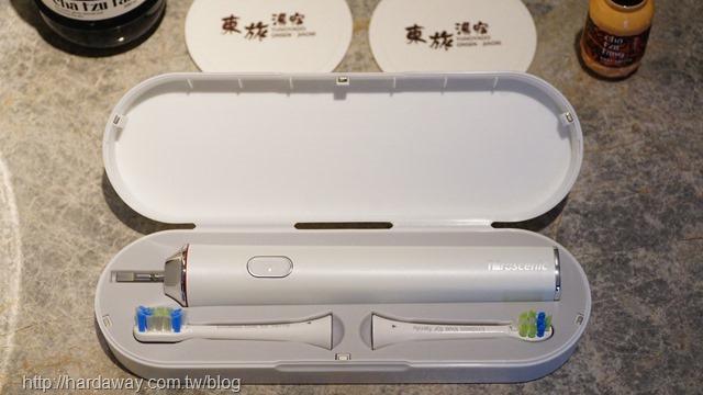 浦桑尼克H600音波智慧型電動牙刷旅行盒