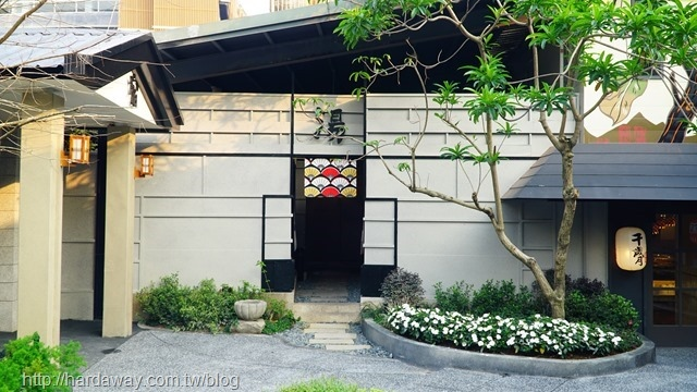 東旅湯宿風華漾館湯屋