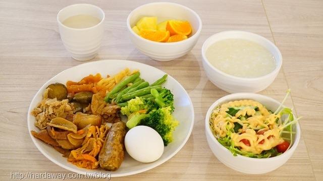 東旅湯宿風華漾館早餐