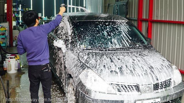 竹北洗車價格