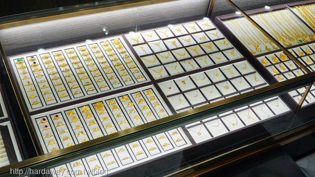 台南南區黃金首飾推薦