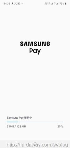 Samsung Pay悠遊卡