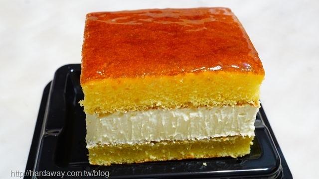 日本焦糖奶香蛋糕