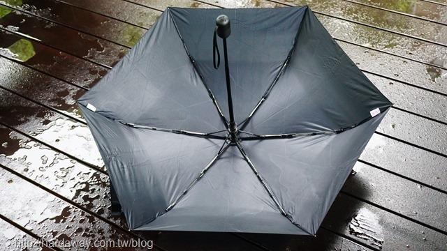 能抵抗強風雨傘