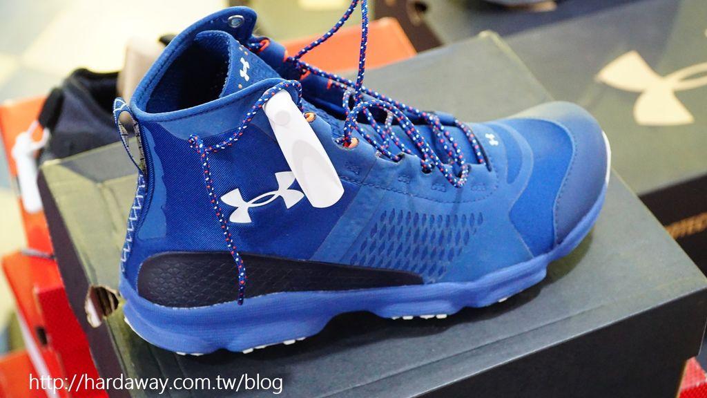 UA Speedfit Hike MID登山鞋