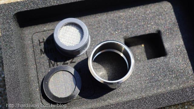 和荷時際MiniBle Q微氣泡起波器