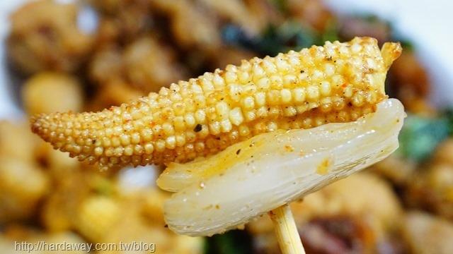 玉米筍味道