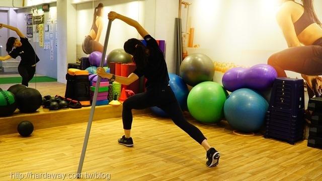 放勢運動工作室訓練課程