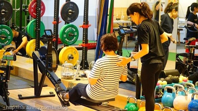 放勢運動工作室運動訓練