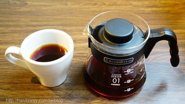 哥倫比亞粉紅波本手沖咖啡