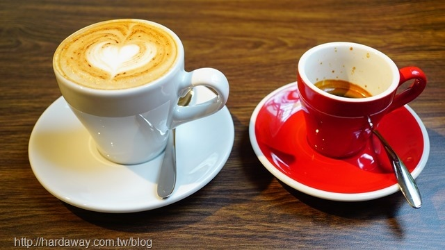 義式咖啡組合
