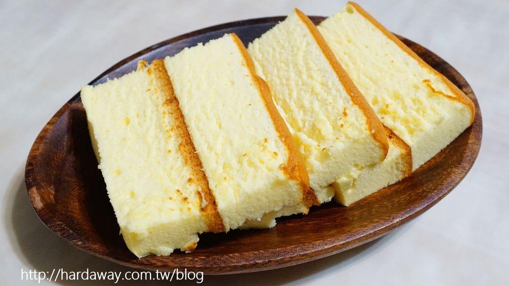 雲朵蜂蜜蛋糕