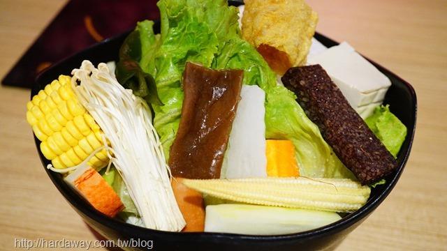 小旬湯樂農鑄鐵鍋旬味菜盤