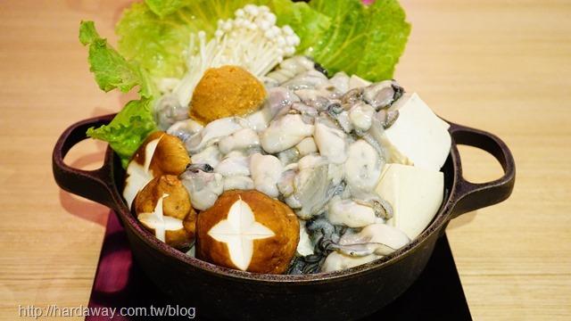 小旬湯樂農鑄鐵鍋廣島牡蠣鍋