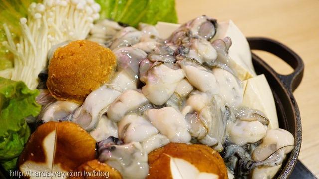 廣島牡蠣鍋